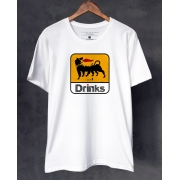 Camiseta Drinks