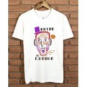 Camiseta Entre em Choque Bento