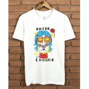 Camiseta Entre em Choque Odete