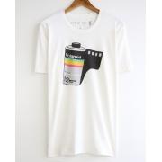 Camiseta Film Roll