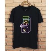 Camiseta Fliperama