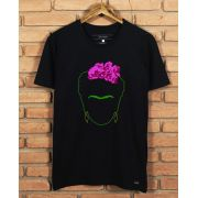 Camiseta Frida Outline