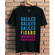 Camiseta Galileo