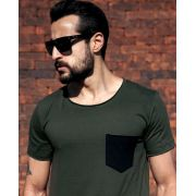 Camiseta Green Pocket