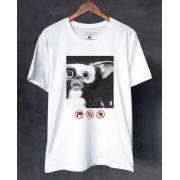Camiseta Gremlins Regras