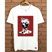 Camiseta Homem Contemporâneo