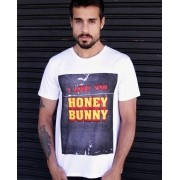 Camiseta Pulp Fiction Honey Bunny