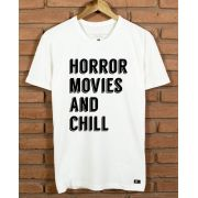 Camiseta Horror Movies