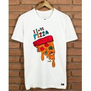 Camiseta I Love Pizza