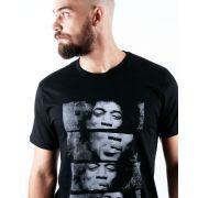 Camiseta Hendrix Smoke