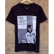 Camiseta Keith Richards
