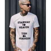Camiseta Heaven and Hell