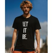 Camiseta Let it be