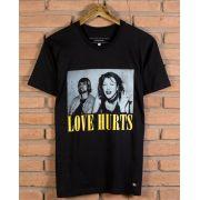 Camiseta Love Hurts