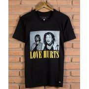 Camiseta Love Hurts