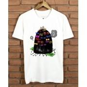 Camiseta Mancha Praia