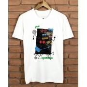 Camiseta Mancha Skate