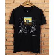Camiseta Memória Dali