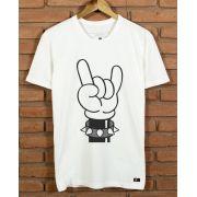 Camiseta Metal Hand