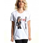 Camiseta Michael Jackson STM + Adão