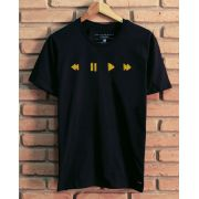 Camiseta Music Player