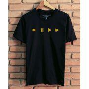 Camiseta Music Player