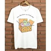 Camiseta Não Abandone