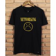 Camiseta Networking