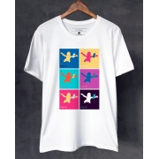Camiseta Nevermind Pop Art