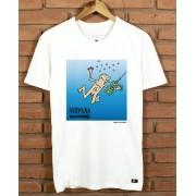 Camiseta Nevermind Strip Me + Adão