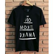 Camiseta No More Drama