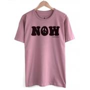 Camiseta Now