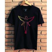 Camiseta Outline Utero