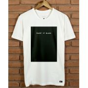 Camiseta Paint it Black