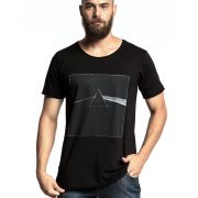 Camiseta Pink Floyd Dark Side Black