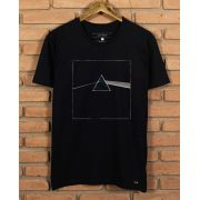 Camiseta Pink Floyd Dark Side Black