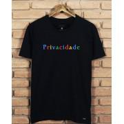 Camiseta Privacidade
