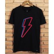 Camiseta Raios Outline