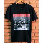 Camiseta Ramones Lego