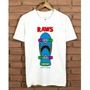 Camiseta Raws