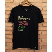 Camiseta Records