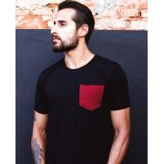 Camiseta Red Pocket