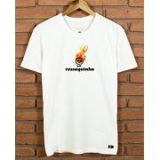 Camiseta Ressaquinha