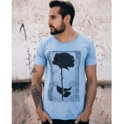 Camiseta Blue Rose