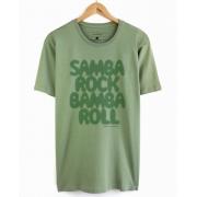 Camiseta Samba Rock