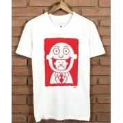 Camiseta Smile Magenta