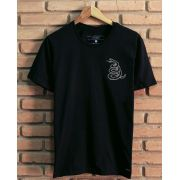 Camiseta Snake Black Album