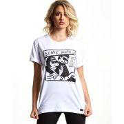 Camiseta Sonic Youth STM + Adão
