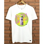 Camiseta Spray Art