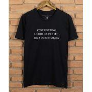 Camiseta Stop